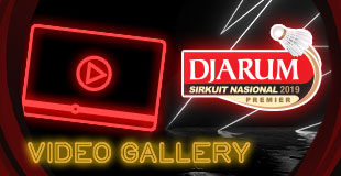 Djarum Sirkuit Nasional 2019 - Video Gallery