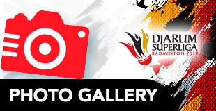 Djarum Superliga Badminton - Photo Gallery