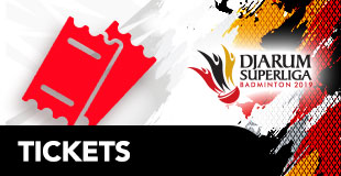 Djarum Superliga Badminton - Tickets