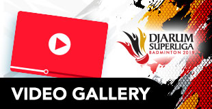 Djarum Superliga Badminton - Video Gallery