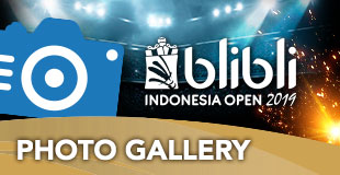 Photo - Indonesia Open 2019