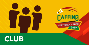 Caffino Superliga Junior 2019 - Clubs