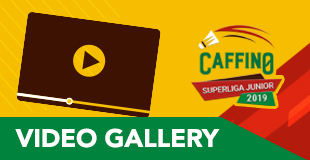 Caffino Superliga Junior 2019 - Video Gallery