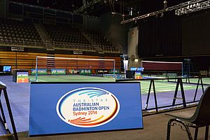 The Star Australian Badminton Open 2014