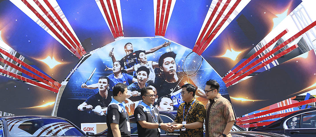 Blibli Indonesia Open Wow Bmw Hands Over 15 Units Of The Latest Series