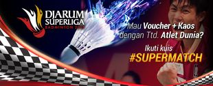 Djarum Supermatch Quiz