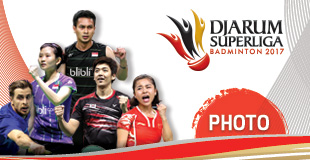 Djarum Superliga Badminton 2017 - Photo Gallery