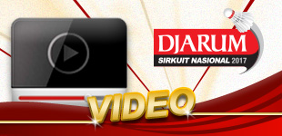 Galeri Video Djarum Sirkuit Nasional 2017