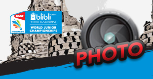 Blibli.com BWF World Junior Championships 2017 - Photo