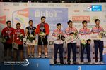 Podium Ganda Campuran World Junior Championships 2017