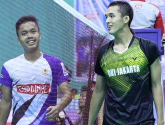 Jonatan Christie Ke Final Usai Kalahkan Anthony