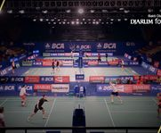 Highlight Persiapan BCA Indonesia Open Superseries Premier 2016