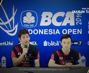 Interview Lee Yong Dae/Yoo Yeon Seong (Korea) - Men's Doubles Champions BIOSSP2016