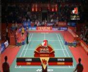 Li Xuerui (CHINA) VS Yip Pui Yin (HONGKONG) Djarum Indonesia Open 2013
