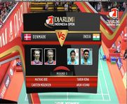 Mathias Boe/Carsten Mogensen (Denmark) VS Tarun Kona/Arun Vishu (India) Mens Double Round 1 Djarum Indonesia Super Series Priemer 2012