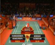 Pia Zebadiah B./R.A Pradipta INDONESIA) VS L.Smith/G.White (ENGLAND) Djarum Indonesia Open 2013