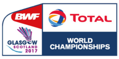 TOTAL BWF World Championships 2017