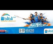 BLIBLI.COM SUPERLIGA JUNIOR 2017 SF - Boys U19 - Court 2