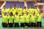Timnas Indonesia di Asia Mixed Team Championships 2017