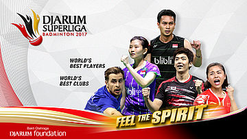 Highlight Djarum Superliga Badminton 2017