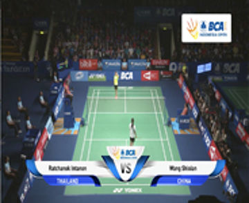 Ratchanok Intanon (THAILAND) VS Wang Shixian (CHINA)