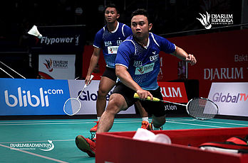 H5 | Djarum Superliga Badminton 2017