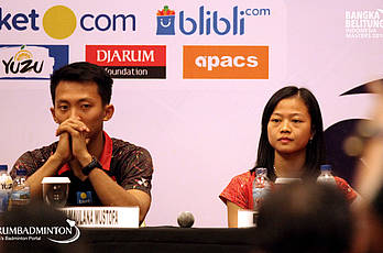 Bangka Belitung Indonesia Masters 2018 - BWF World Tour Super 100