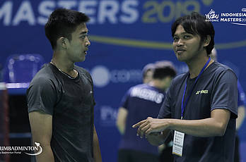 YUZU Indonesia Masters 2019 | Men's Singles Players