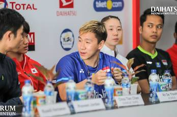 Daihatsu Indonesia Masters 2020 | Press Conference