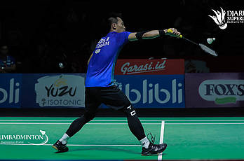 PRELIMINARY ROUNDS | Men's Teams | DJARUM KUDUS VS HITACHI (JAPAN)