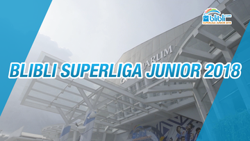 Highlight Blibli Superliga Junior 2018