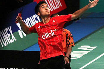 Yonex-Sunrise Indonesian Masters 2016 (Grand Prix Gold)