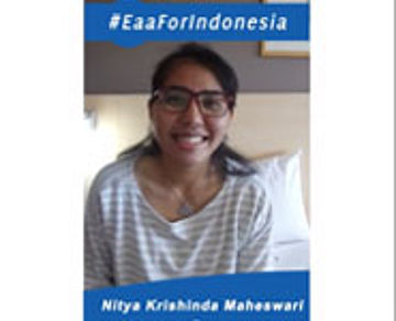 Nitya Krishinda Maheswari For BCA Indonesia open 2015