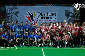 "FINALS MEN""S TEAMS (Djarum Kudus VS Musica Trinity)"