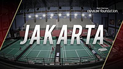 Highlight Djarum Sirkuit Nasional Jakarta Open 2018