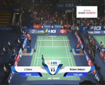 Li Xuerui (CHINA) VS Nichaon Jindapon (THAILAND)