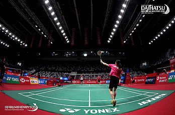 Daihatsu Indonesia Masters 2018 - BWF World Tour Super 500