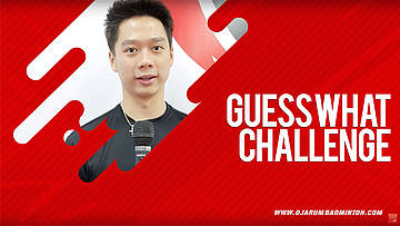 Guess What Challenge With Kevin Sanjaya Sukamuljo