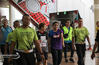 Meet and Greet | Djarum Superliga Badminton 2019