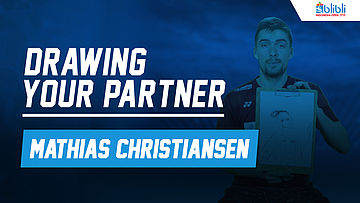 Drawing Your Partner with Mathias Christiansen