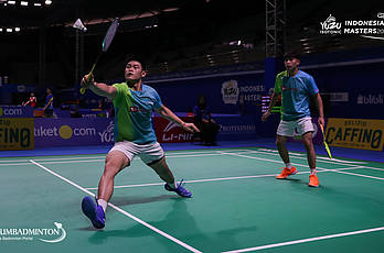 YUZU Indonesia Masters 2019 | Men's Doubles Players