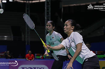 YUZU Indonesia Masters 2019 | Women's Doubles Players