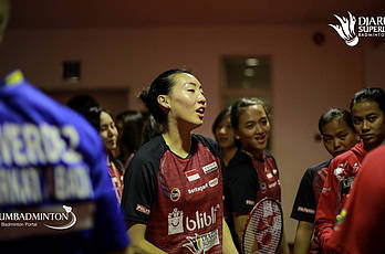 PRELIMINARY ROUNDS | Women's Teams | DJARUM KUDUS VS GRANULA