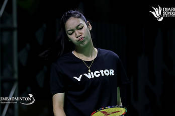 Training Session | Djarum Superliga Badminton 2019