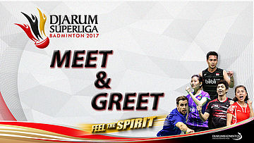 Meet and Greet with Lee Yong Dae - Kim Sa Rang