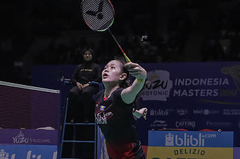 YUZU Indonesia Masters 2019 | Semi Finals