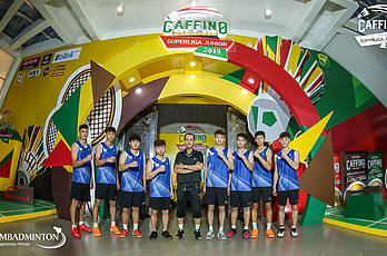 CAFFINO Superliga Junior 2019 | TAIWAN HIGH SCHOOL | U19 Putra