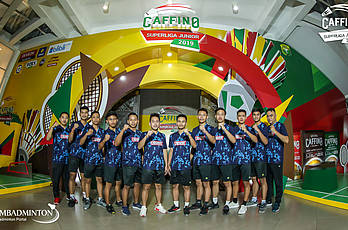 CAFFINO Superliga Junior 2019 | PB MUTIARA | U19 Putra