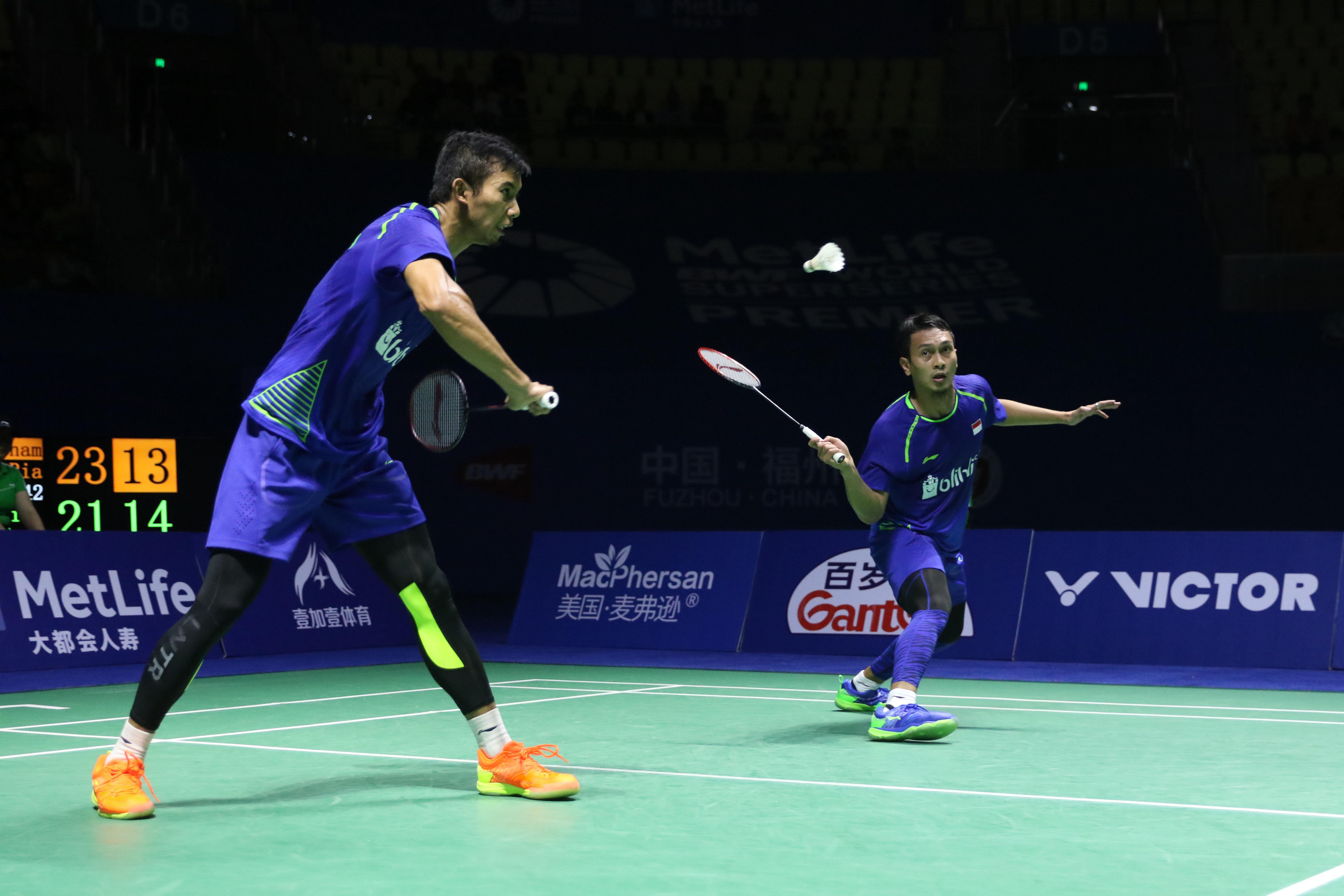 Djarum Badminton China Open Superseries Premier 2017 Ahsan Rian