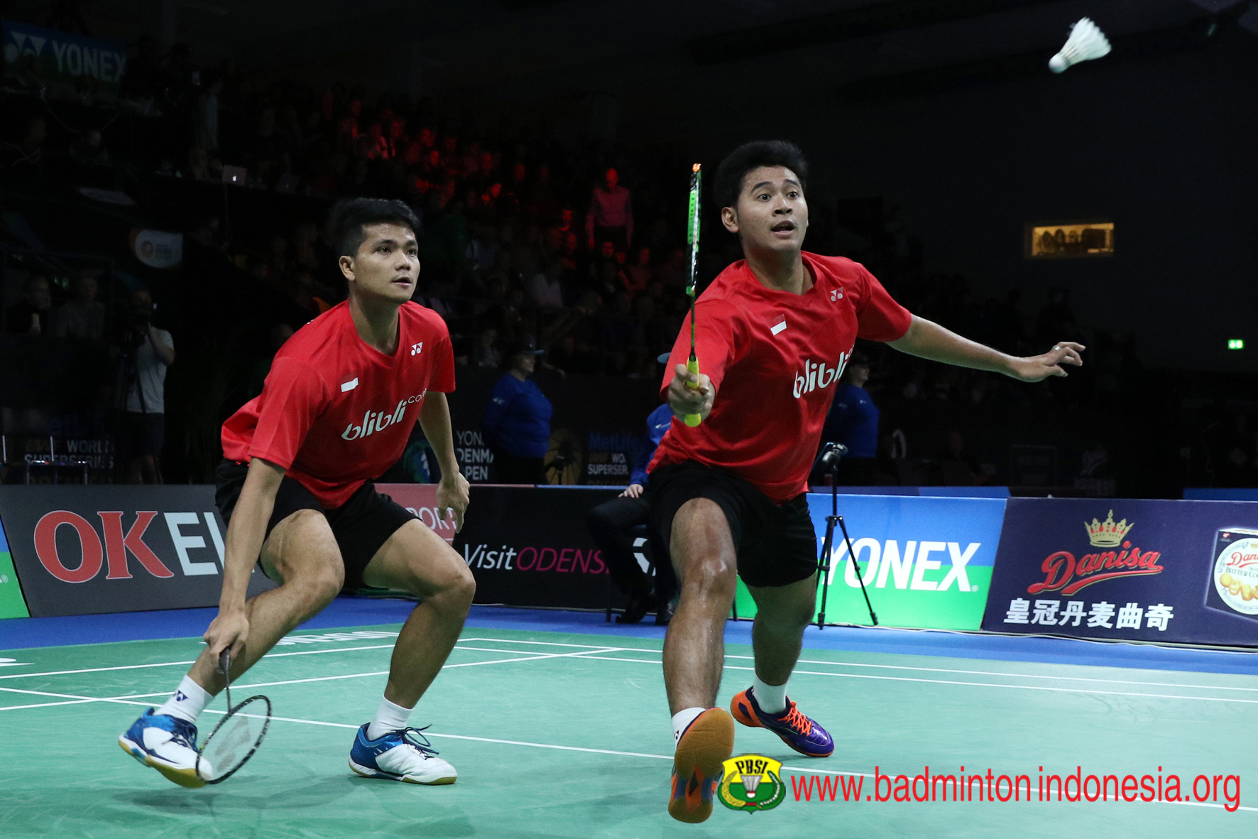 Djarum Badminton Denmark Open Super Series Premier 2016